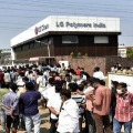 Case filed against LG Polymers in Vizag