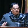 JP Nadda condemns rumors about Amith Shah health