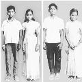 TRS MP Santosh Kumar posts a rare pic of CM KCR couple