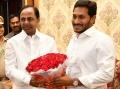 AP CM Jagan told birthday wishes to KCR