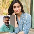 Rajamaouli tells about Alia Bhatt selection for RRR movie