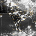 Low pressure continues at Andaman sea as AP costal area likely witness showers