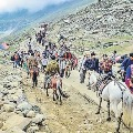 Amarnath Yatra has been canceled and decision taken back
