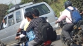 hyderabad police used technology to cotrol vehicle riders