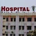DSP Son test corona positive now in Gandhi Hospital quarantaine