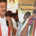 uttamkumar fired on trs government on revath issue
