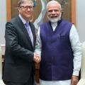 Bill gates praises Modi