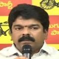 YSRCP tapping our phones including Chandrababu says Bonda Uma