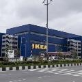 IKEA store in Hyderabad lockdown