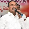 Eatala Rajendar tells Telangana will follow Centre guidelines