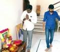 TS Minister Puvvada Ajay Kumar meets Hero Srikanth to condole