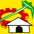 Telugudesam party restrics entry for party workers in to office