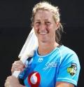 Newzealand women team captain Sophie creates history in T twenty Cricket