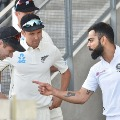 Indian bowlers failed to get a wicket