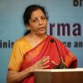 Nirmala Sitharaman press meet