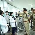 Hyderabad police commissioner Sajjanar urges people who traveled abroad