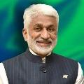 Vijay Sai Reddy responds in Twitter
