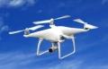 Surveillance with drone cameras on Mandadam