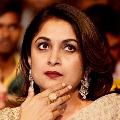 Ramya krishna feels happy at home