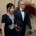 Microsoft CEO Satya Nadella wife Anupama donates to anti corona battle