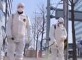 South Korea declares red alert