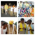 Chandrababu Vastunna Meekosam Padayatra Complets 7 Years