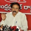CPI Ramakrishna arrested in Vijayawada