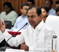 CM KCR says Collectors priority should be Governments schemes to impliment
