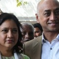 Galla padmavathi and Sai kumar and others donations to CCC