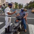 225 cases booked against lockdown violations in Kolkata