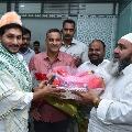 AP CM Jagan offers Chadar to Ajmer Sharif Darga