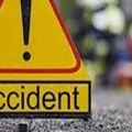 A man died in road accident