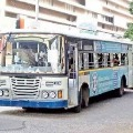 Hyderabad City Buses Started with Migrant workers