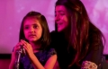 Manchu Lakshmi Daughter Vidya Song