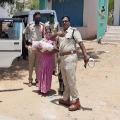 Kalyanadurgam Police Help to Mother