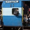 Genaral ticket issue on QR code system in sc railway