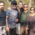 Rajinikanth with Bear Grylls adventurous trailer