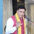 Sunil Deodhar complains governor over YSRCP