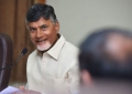 Chandrababu tweets about his classmate