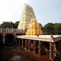 Central team visits Srisailam in the wake of corona out break