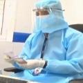 Nizamabad SBI branch employees wear PPE Kits