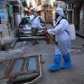 Who Says Spraying Disinfectants Doesnot Kill Corona virus
