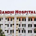 Employees in Gandhi Hospital enjoy with Liquor party
