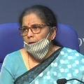 Focus on Indias alround development says Nimala Seetharaman