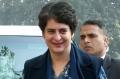 Whose money is spending for Donald Trumps programme asks Priyanka Gandhi