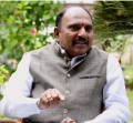 Security compression to Vice chairman of Ap Legislative council Reddy subramanyam