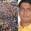 Cops Detain Vinay Dubey For Instigating Migrant Workers