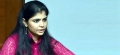 Chinmayi Reacts after Radharavi Comments