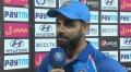 Skipper Kohli opines on ODI Series loss