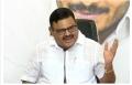 Ambati Rambabu gives fitting reply to Chandrababu comments